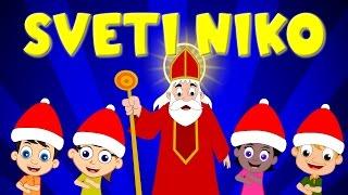 Download Sveti Niko svijetom šeta   Dječje pjesme Video