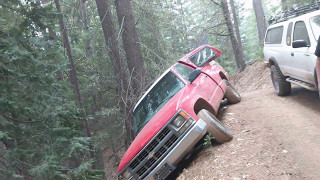 Download ABANDONED TRUCK ALMOST FALLS OFF CLIFF Video