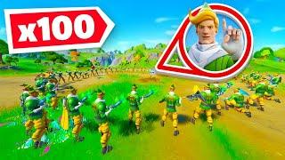 Download So I got 100 *RARE* Elves in a Game of Fortnite! Video