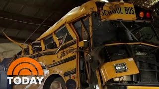 Download Deadly Chattanooga School Bus Crash: New Details Emerge | TODAY Video