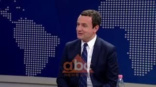 Download Intervista e plotë e Albin Kurtit në ABC News Video
