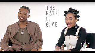 Download The Hate U Give: Stars Amandla Stenberg, Algee Smith at 2018 Toronto Film Festival Video