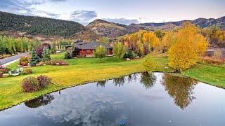Download Stunning Quarry Mountain Ranch Estate in Park City, Utah Video