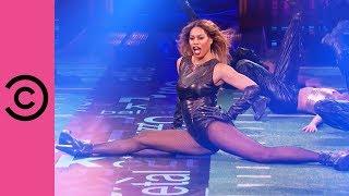 Download Laverne Cox Slays As Beyonce | Lip Sync Battle Video