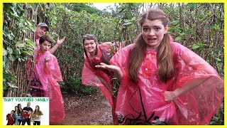 Download Lost In The Worlds Largest Maze / That YouTub3 Family Video