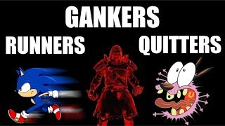 Download Dark Souls 3 Gankers, Runners & Rage Quitters (invasions) Video
