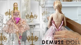 Download The making of DeMuse Doll Christmas 2018 Video