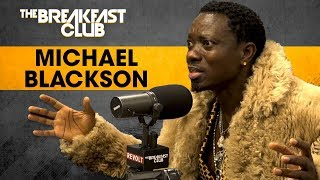 Download Michael Blackson Addresses His Haters, Trashes Kevin Hart + More Video
