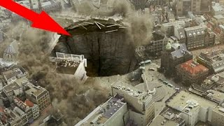 Download World's Most DANGEROUS and Dramatic Sinkholes! Video
