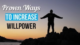Download How to Increase Willpower and Self-Control to Achieve Your Goals Video