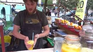 Download Buying an Indian ″Style″ Strong Soda + How To Peel a Mango Quickly & Easily by ″Square Root London″. Video
