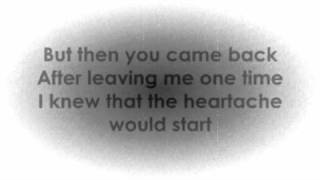 Download Sad songs that make you cry : Westlife - Please Stay (Lyrics Video) Video