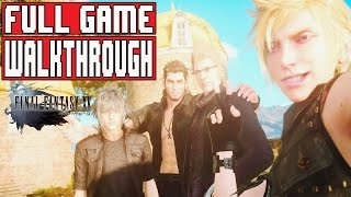 Download FINAL FANTASY 15 Gameplay Walkthrough Part 1 FULL GAME (1080p) - No Commentary (Final Fantasy XV) Video
