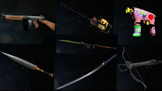 Download Resident Evil Revelations 2: All Special Weapons (Bonus Campaign Weapons) Video