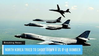 Download Here's What Would Happen if N. Korea Tried to Shoot Down a US B-1B Bomber Video