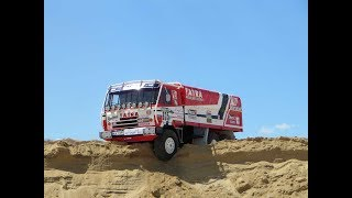 Download Tatra 815 6x6 Dakar 1986 Video