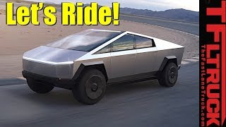 Download Here is What's Good, Bad and Very Polarizing About the Insane Tesla CYBERTRUCK! Video