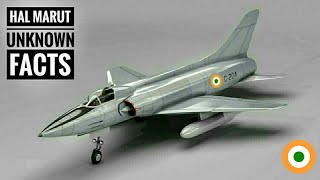 Download HAL Marut - Unkown Facts About India's First Indigenous Fighter Aircraft | HAL HF-24 Marut (Hindi) Video