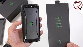 Download Liquid Cooled Gaming Phone - Xiaomi Black Shark Unboxing Video
