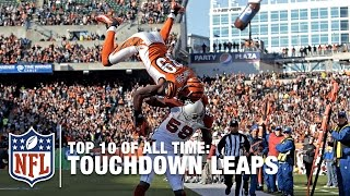 Download Top 10 Touchdown Leaps of All Time | NFL Video