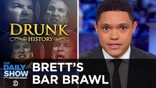 Download Brett Kavanaugh's 1985 Bar Brawl Brings His Honesty Under Oath Into Question | The Daily Show Video