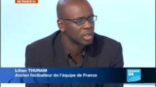 Download Lilian Thuram, ambassadeur de l'Euro 2016 en France ? Video