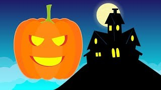 Download Haunted House | Halloween songs for children Video
