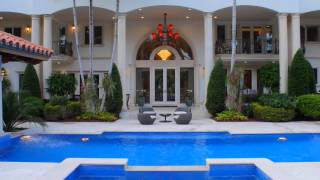 Download Chic Mediterranean Compound in Coral Gables, Florida Video