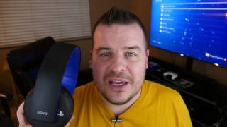 Download PlayStation Gold Wireless Stereo Headset REVIEW | Best PS4 Headset Under $100 Video