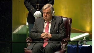 Download Antonio Guterres appointed next UN secretary-general Video
