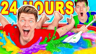 Download Mixing $10,000 of Slime Challenge & Learn How To Make A Pool of Diy Giant Mystery Slime Video