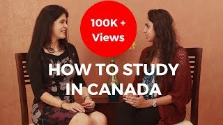 Download How to Study in Canada - Scholarships and Admission Process in Canada for Indian Students #ChetChat Video