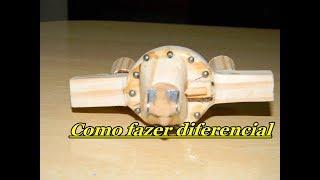 Download Como fazer eixo diferencial e 3°eixo Para miniatura de caminhão Video