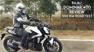 Download Bajaj Dominar 400 Full Review | A Power Cruiser? | RWR Video