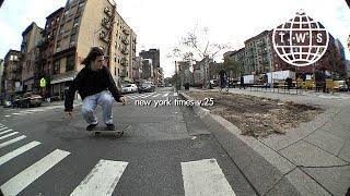 Download New York Times v.25 | TransWorld SKATEboarding Video