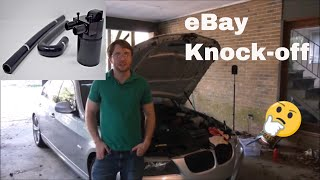 Download BMW 335i (N54) Oil Catch Can 3000 Mile Check Up! (eBay) Video