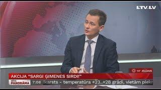 Download Intervija ar Gustavu Latkovski par akciju ″Sargi ģimenes sirdi!″ Video