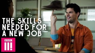 Download Dale Learns The Secrets Of Business To Get A New Job | Cuckoo Series 4 Video