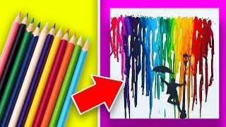 Download 17 Easy Art Projects Anyone Can Make Video