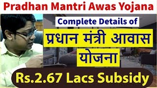 Download Complete Guide on Pradhan Mantri Awas Yojana (PMAY) | Step by Step Process Video