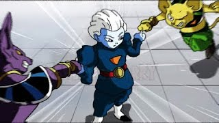 Download Dragon Ball Super – Gods of Destruction power levels (linear scale) Video
