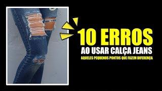 Download 10 ERROS AO USAR CALÇA JEANS - Vitória Portes Video