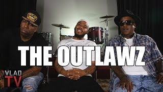 Download The Outlawz on 2Pac and Snoop Dogg Beefing Before 2Pac's Death Video