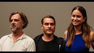 Download NYFF52: ″Inherent Vice″ Press Conference | Paul Thomas Anderson + Cast Video