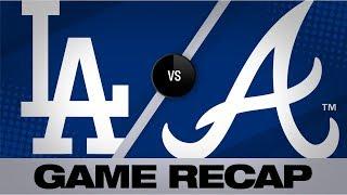 Download Fried, Ortega lead Braves for series win | Dodgers-Braves Game Highlights 8/18/19 Video