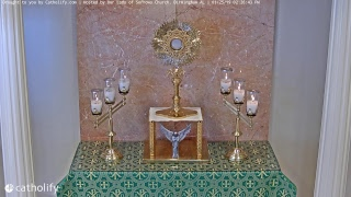 Download Adorecast – Live Perpetual Adoration Video