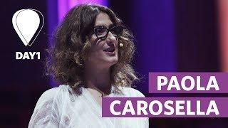 Download Day1 | Paola Carosella: ″Os sonhos que eu tenho não têm limite″ Video