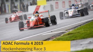 Download ADAC Formula 4 Race 3 Hockenheimring 2019 Re-Live English Video