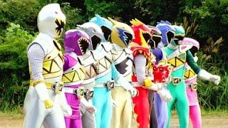 Download Power Ranger Super Dino Charge   Batalla contra Badussa - Capitulo 18 Video