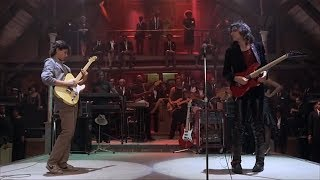 Download Steve Vai vs Ralph Macchio Epic Guitar Battle Video